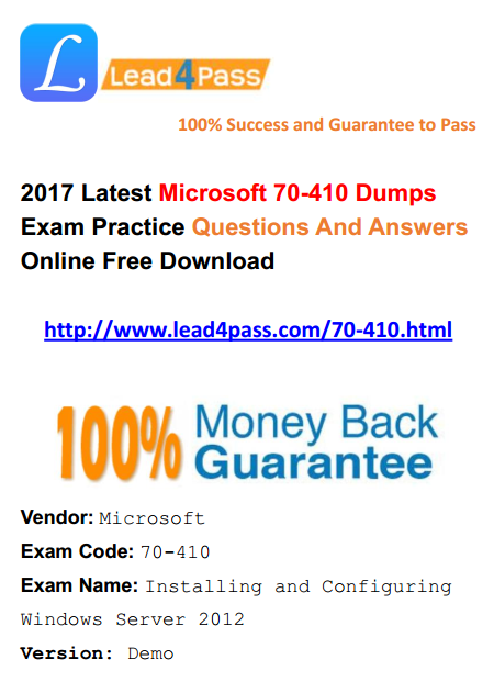 mcsa windows server 2012 r2 complete study guide pdf