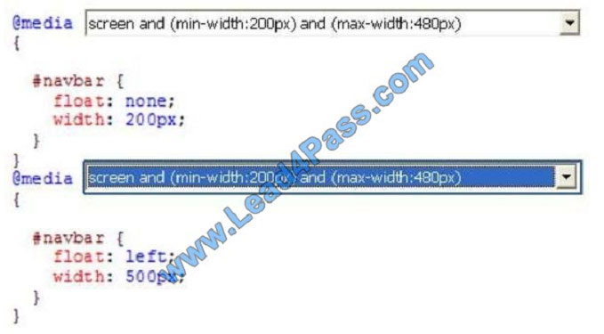 microsoft 70-480 exam question q1