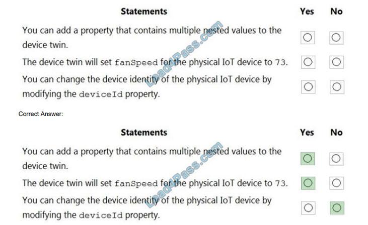 microsoft az-220 questions a7-1